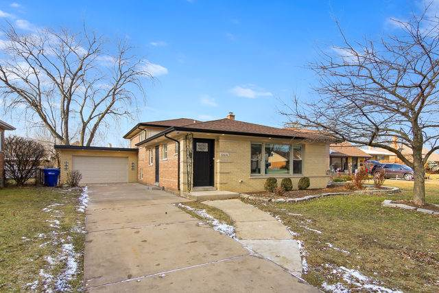 10616 Leclaire Avenue, Oak Lawn, IL 60453 (MLS #10592535) :: Baz Realty Network | Keller Williams Elite