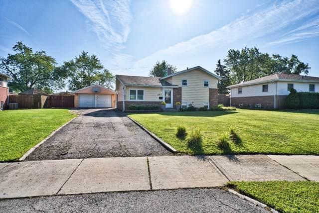 147 W Memory Lane, Addison, IL 60101 (MLS #10592545) :: LIV Real Estate Partners