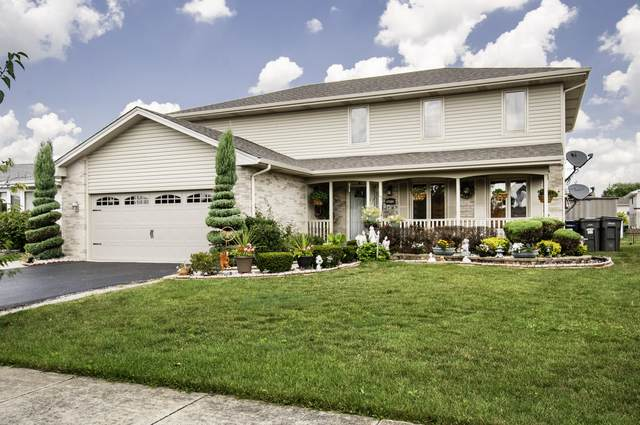 16413 Mayors Row, Orland Hills, IL 60487 (MLS #10592556) :: LIV Real Estate Partners