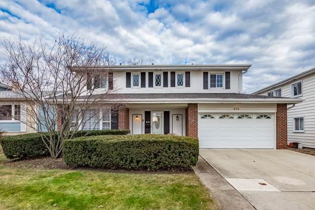 876 W Morris Avenue, Addison, IL 60101 (MLS #10592560) :: LIV Real Estate Partners