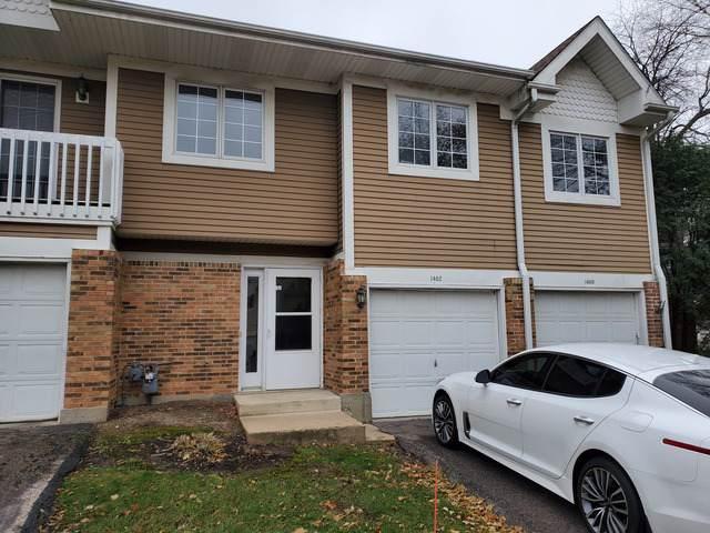 1402 Oakleaf Lane #1402, Woodstock, IL 60098 (MLS #10592574) :: Lewke Partners