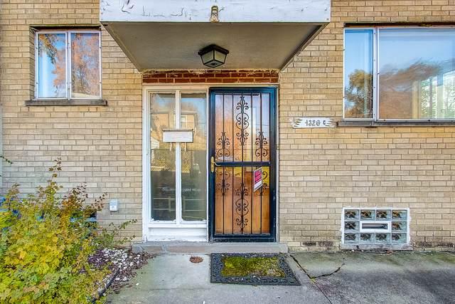 1326 Fowler Avenue C, Evanston, IL 60201 (MLS #10592575) :: Ryan Dallas Real Estate