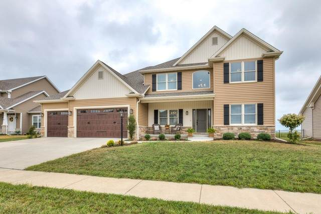 1909 Savanna Drive, Champaign, IL 61822 (MLS #10592673) :: The Wexler Group at Keller Williams Preferred Realty