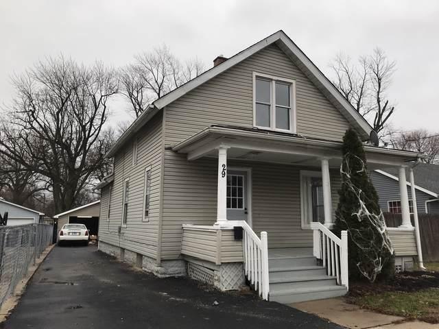 29 Hopkins Avenue, Aurora, IL 60505 (MLS #10592715) :: Littlefield Group