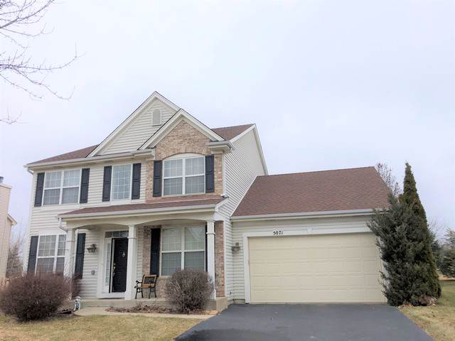 5071 Princeton Lane, Lake In The Hills, IL 60156 (MLS #10592777) :: Littlefield Group