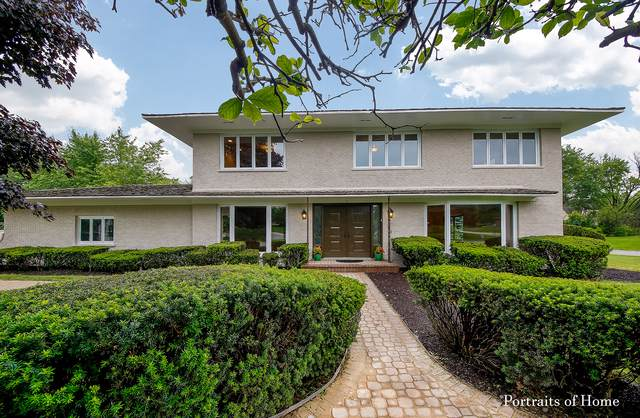 10 Camelot Drive, Oak Brook, IL 60523 (MLS #10592779) :: The Perotti Group   Compass Real Estate