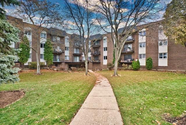 1200 W Northwest Highway #218, Mount Prospect, IL 60056 (MLS #10592807) :: Berkshire Hathaway HomeServices Snyder Real Estate