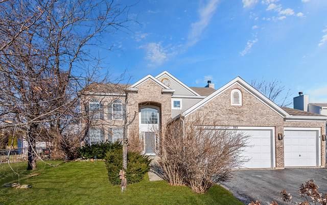 703 Blossom Court, Oswego, IL 60543 (MLS #10592808) :: Angela Walker Homes Real Estate Group
