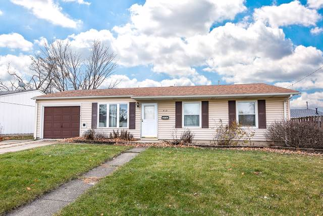 412 Kenyon Avenue, Romeoville, IL 60446 (MLS #10592994) :: The Wexler Group at Keller Williams Preferred Realty
