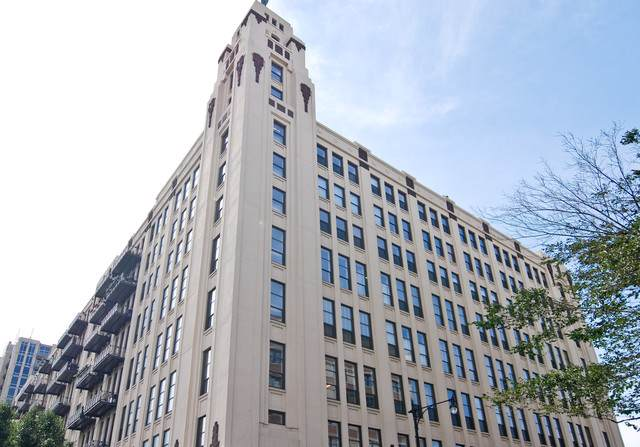 758 N Larrabee Street #332, Chicago, IL 60654 (MLS #10593071) :: Janet Jurich