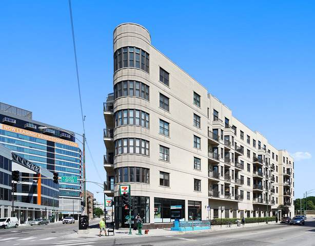 520 N Halsted Street #616, Chicago, IL 60642 (MLS #10593074) :: Janet Jurich