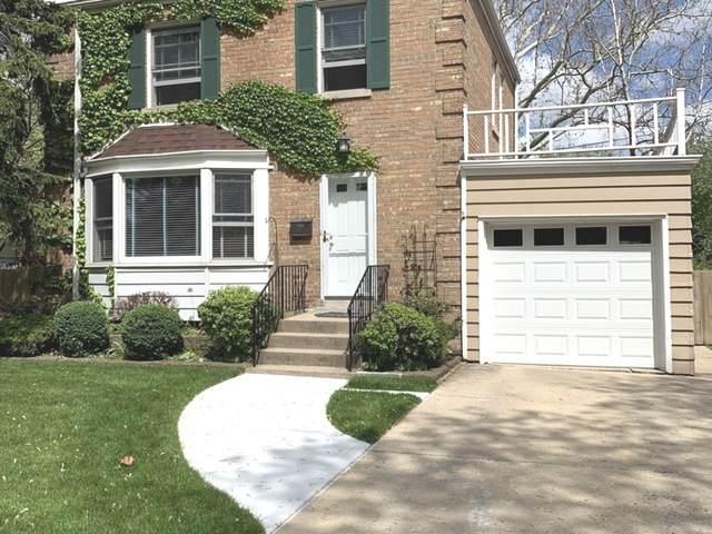 829 Goodwin Drive, Park Ridge, IL 60068 (MLS #10593076) :: Janet Jurich