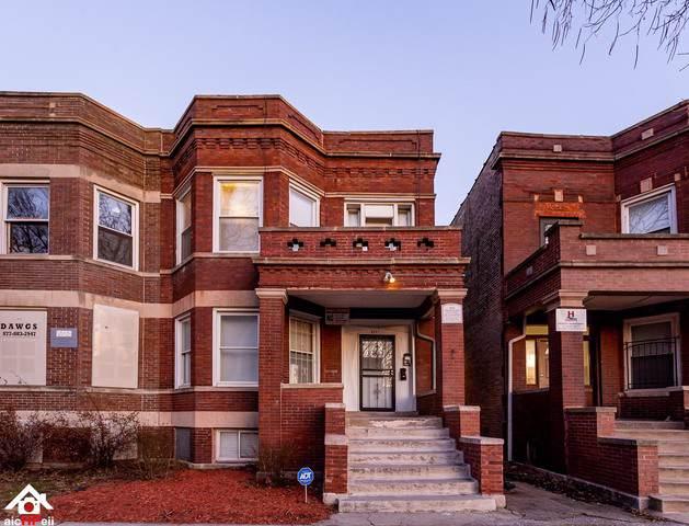 6237 S Eberhart Avenue, Chicago, IL 60637 (MLS #10593078) :: Janet Jurich