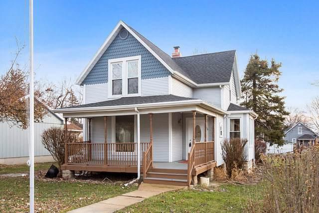 208 E Wilson Street, Peotone, IL 60468 (MLS #10593825) :: Helen Oliveri Real Estate