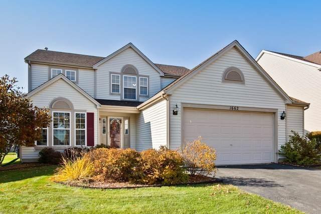 1662 Vista Lake Drive, Antioch, IL 60002 (MLS #10593869) :: Touchstone Group