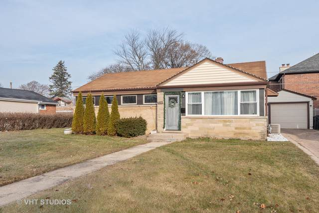 7136 Beckwith Road, Morton Grove, IL 60053 (MLS #10593904) :: Property Consultants Realty