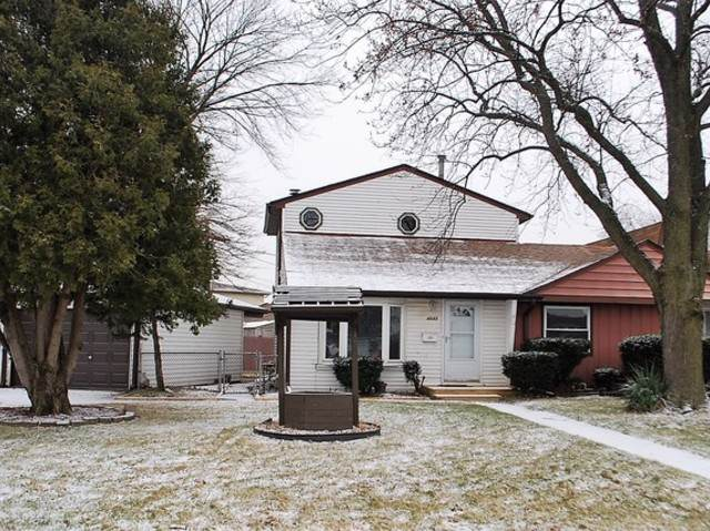 4643 W 89TH Place, Hometown, IL 60456 (MLS #10594063) :: Angela Walker Homes Real Estate Group