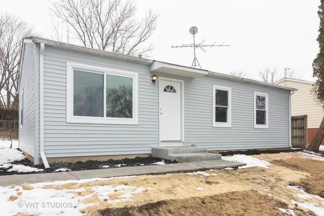134 Cedar Circle, Streamwood, IL 60107 (MLS #10594133) :: Ani Real Estate