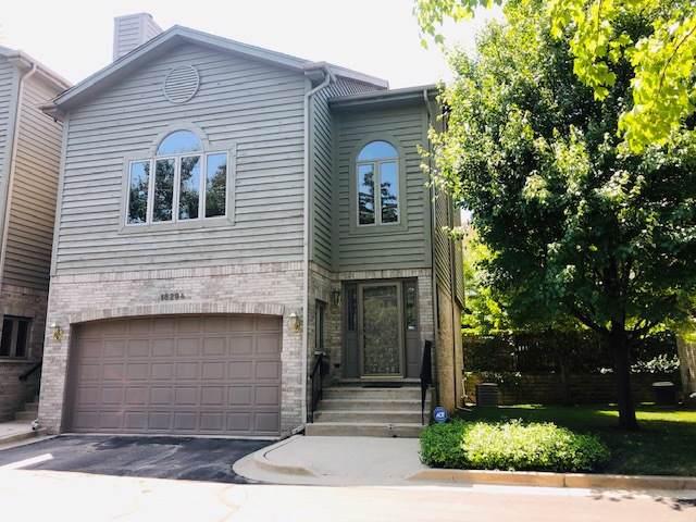 1829 Wilmette Avenue A, Wilmette, IL 60091 (MLS #10594250) :: Lewke Partners