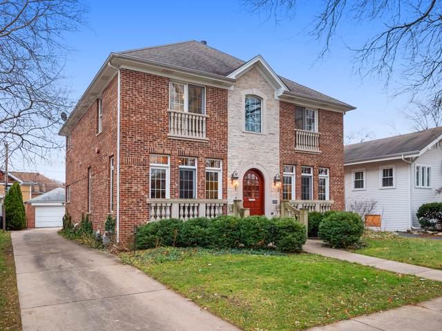 309 N Merrill Street, Park Ridge, IL 60068 (MLS #10594406) :: Angela Walker Homes Real Estate Group
