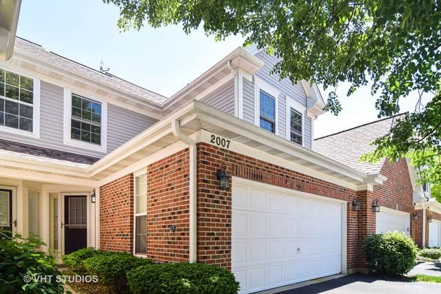 2007 N Silver Lake Road, Arlington Heights, IL 60004 (MLS #10594478) :: Angela Walker Homes Real Estate Group