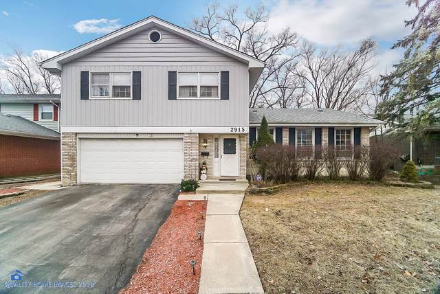 2915 Chayes Park Drive, Homewood, IL 60430 (MLS #10594695) :: The Wexler Group at Keller Williams Preferred Realty