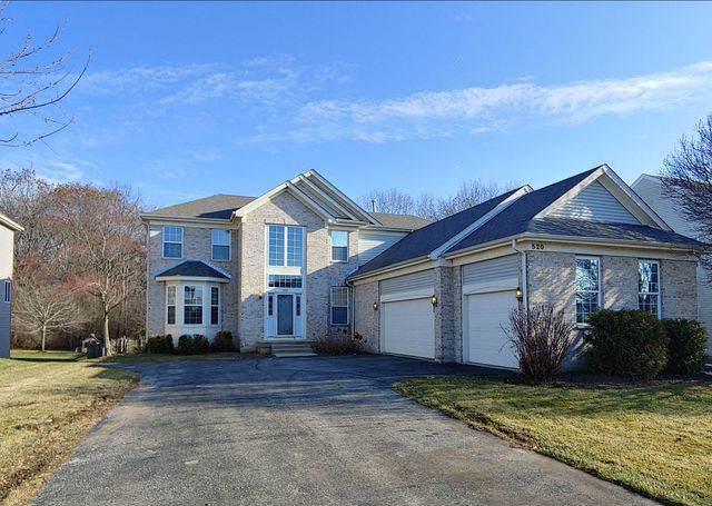 520 Middlebury Drive, Lake Villa, IL 60046 (MLS #10594737) :: Lewke Partners