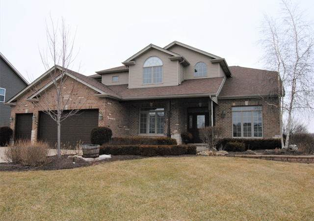 15621 Portage Lane, Plainfield, IL 60544 (MLS #10594910) :: Property Consultants Realty