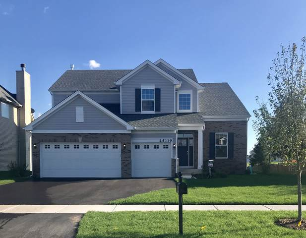 16012 S Selfridge Circle, Plainfield, IL 60586 (MLS #10595078) :: Angela Walker Homes Real Estate Group