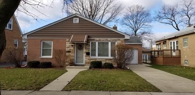 1440 Morgan Avenue, La Grange Park, IL 60526 (MLS #10595122) :: The Perotti Group | Compass Real Estate