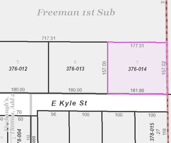 LOT 7 E Kyle Street, OGDEN, IL 61859 (MLS #10595216) :: Littlefield Group