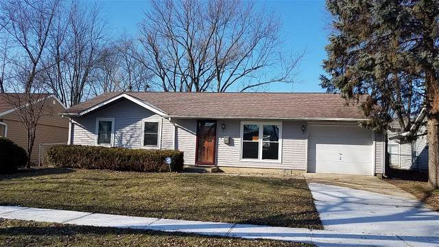 514 Ridge Circle, Streamwood, IL 60107 (MLS #10595467) :: Ani Real Estate