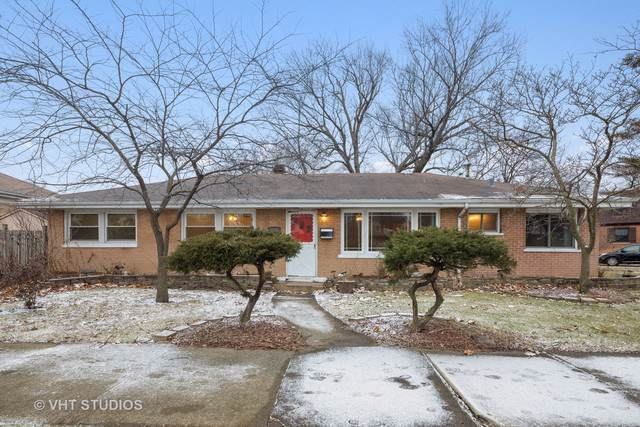 3251 Grand Boulevard, Brookfield, IL 60513 (MLS #10595568) :: The Perotti Group | Compass Real Estate