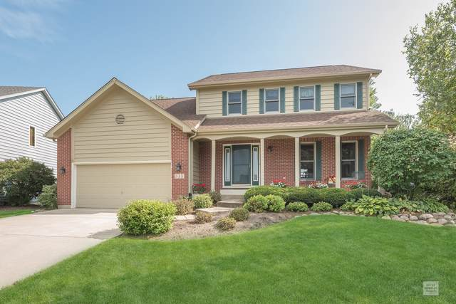 515 Blackberry Ridge Drive, Aurora, IL 60506 (MLS #10595693) :: Property Consultants Realty