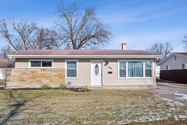 440 163rd Place, Calumet City, IL 60409 (MLS #10595819) :: Touchstone Group