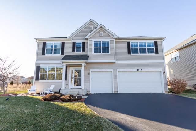 2449 Heron Lane, Wauconda, IL 60084 (MLS #10596696) :: Angela Walker Homes Real Estate Group