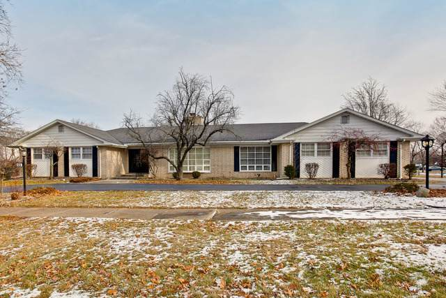 1435 Cooley Place, Flossmoor, IL 60422 (MLS #10596818) :: Angela Walker Homes Real Estate Group
