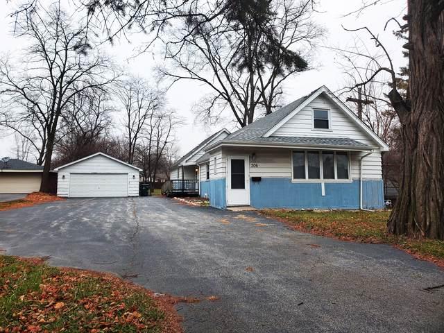 206 E Marion Street, Thornton, IL 60476 (MLS #10597193) :: Schoon Family Group