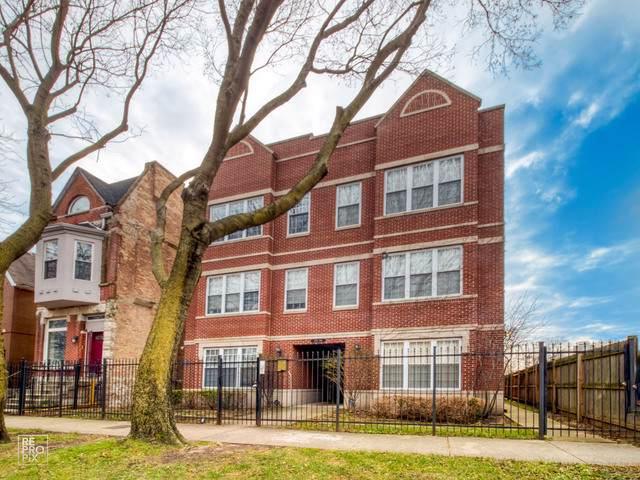 3610 S Ellis Avenue 3S, Chicago, IL 60653 (MLS #10597309) :: Property Consultants Realty