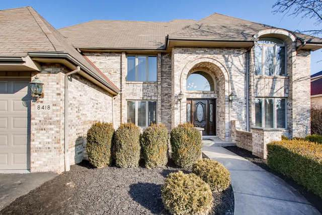 8418 Buckingham Court, Willow Springs, IL 60480 (MLS #10597354) :: The Wexler Group at Keller Williams Preferred Realty