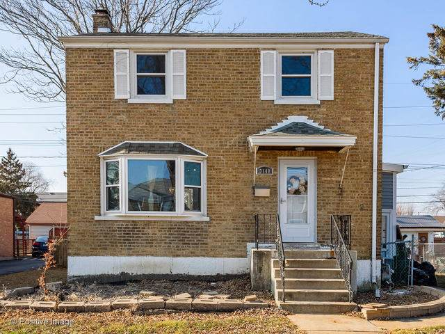 3140 Ernst Street, Franklin Park, IL 60131 (MLS #10597567) :: Property Consultants Realty
