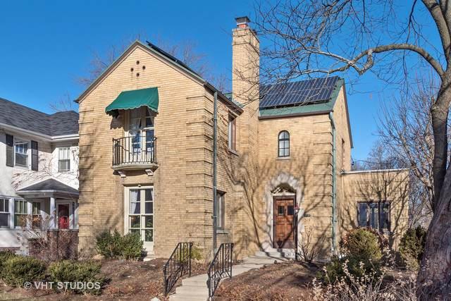 1315 Jenks Street, Evanston, IL 60201 (MLS #10597850) :: Baz Realty Network   Keller Williams Elite