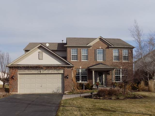 4030 Georgetown Circle, Algonquin, IL 60102 (MLS #10597942) :: Ryan Dallas Real Estate