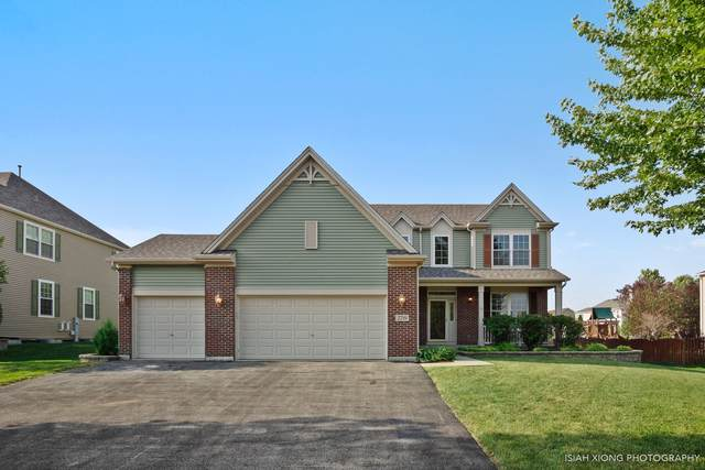 2719 Leonard Lane, North Aurora, IL 60542 (MLS #10598034) :: Property Consultants Realty