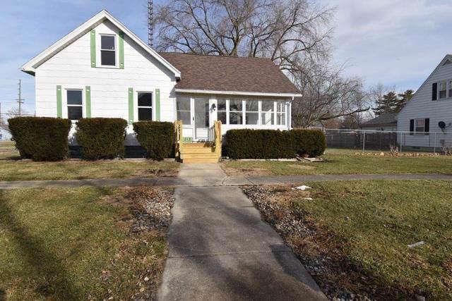 213 E Hamilton Street, Odell, IL 60460 (MLS #10598148) :: Angela Walker Homes Real Estate Group