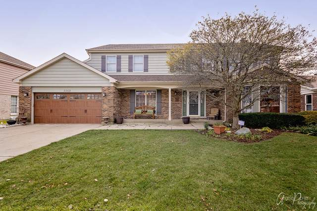 2260 N Charter Point Drive, Arlington Heights, IL 60004 (MLS #10598153) :: Angela Walker Homes Real Estate Group