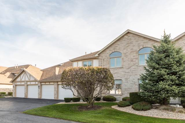 18431 Pine Cone Drive #4, Tinley Park, IL 60477 (MLS #10598292) :: Angela Walker Homes Real Estate Group