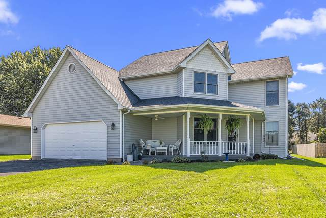 534 Erma Drive, Lake Holiday, IL 60552 (MLS #10598320) :: Touchstone Group