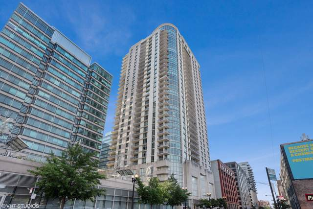 125 S Jefferson Street #702, Chicago, IL 60661 (MLS #10598434) :: John Lyons Real Estate