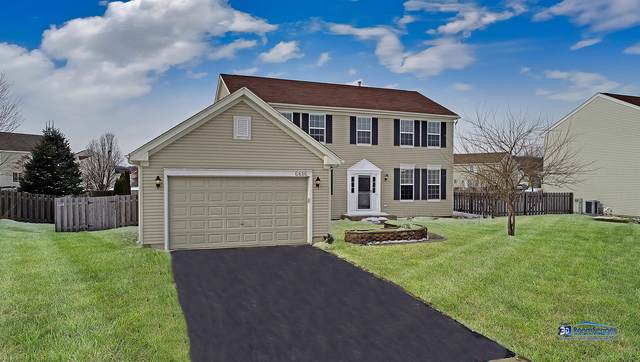 6616 Ayre Drive, Mchenry, IL 60050 (MLS #10598487) :: The Perotti Group | Compass Real Estate
